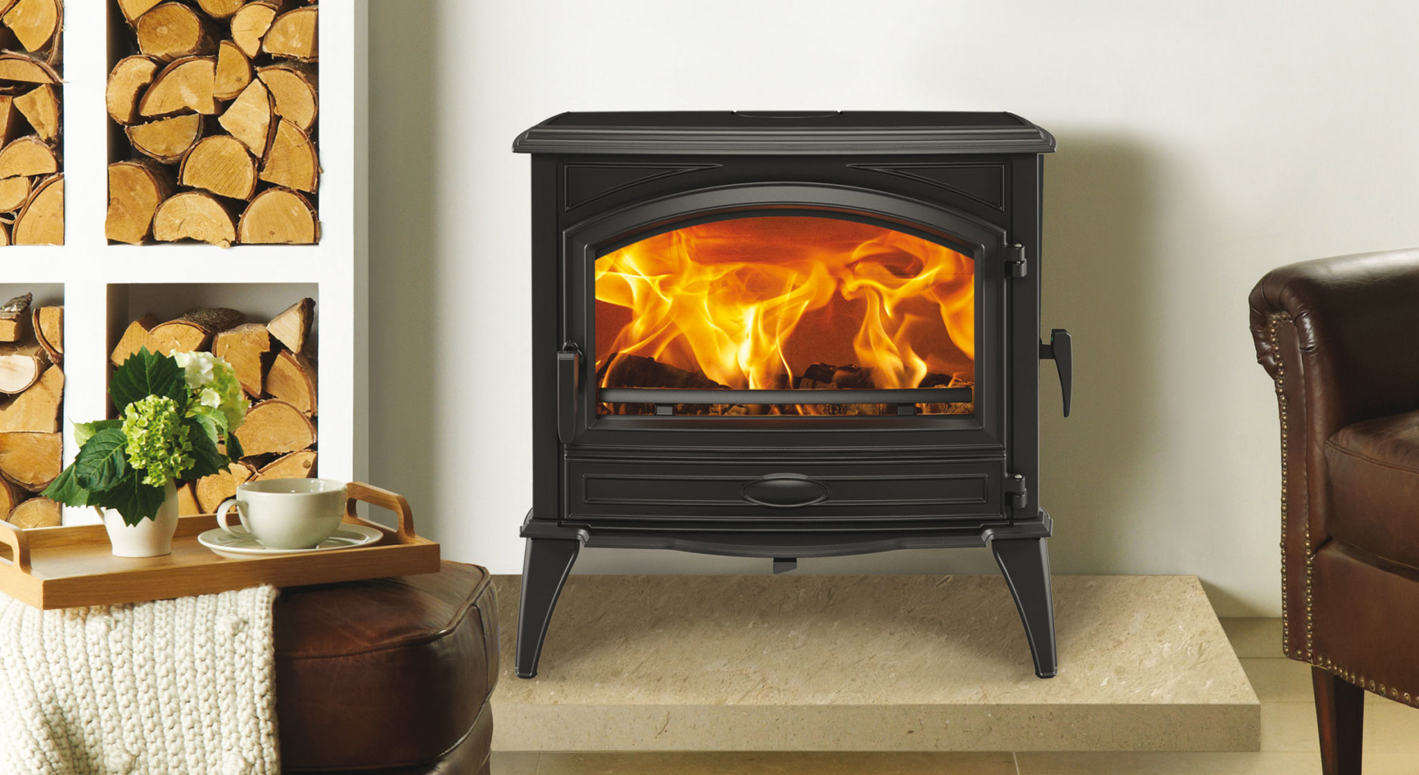 How to choose the best wood for your woodburner