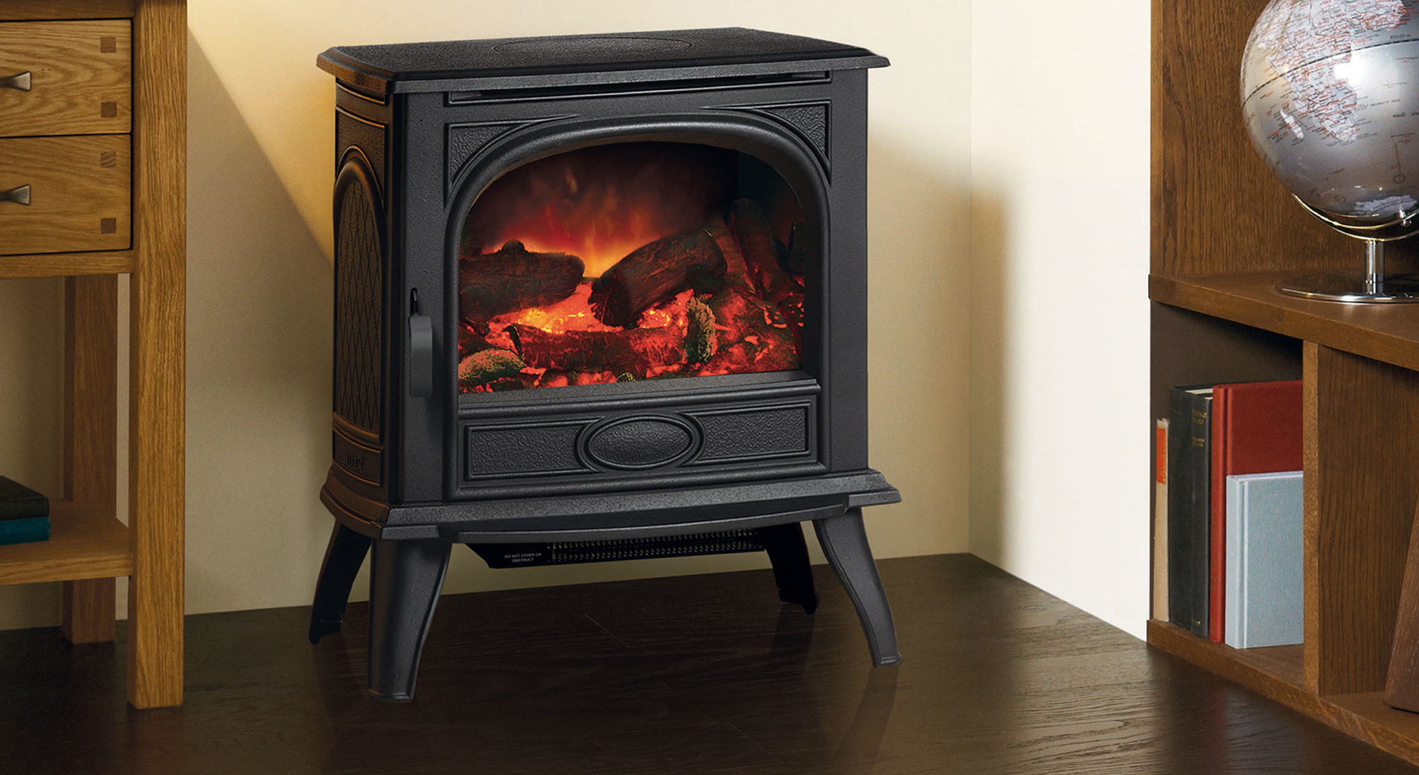 Attractive, Adaptable and Advanced: Dovre's Electric Stoves