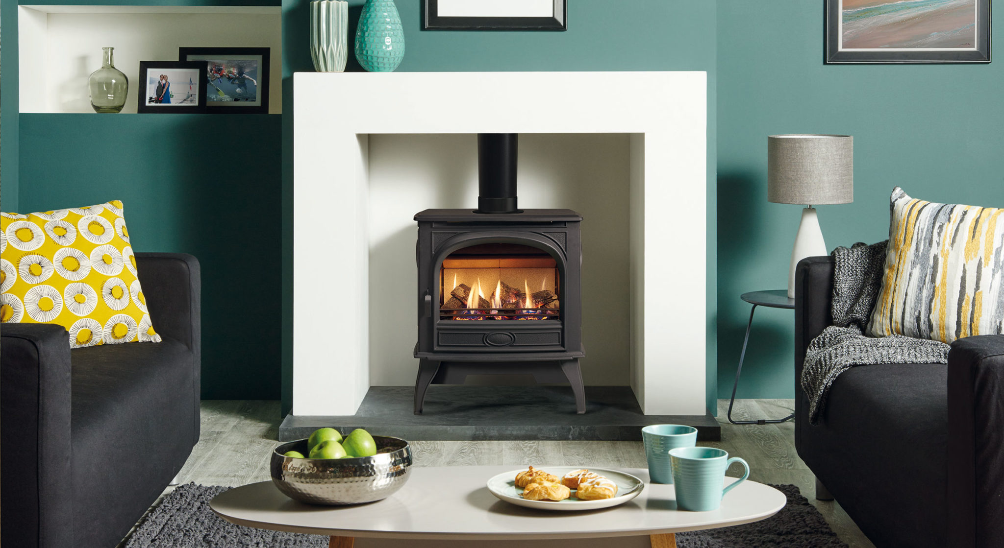 Dovre Gas Stoves Provide Style and Substance for Your Home