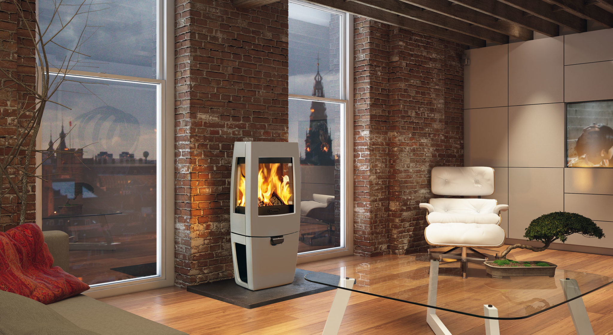 Get a Sense of Dovre's New Range of Wood burning Stoves