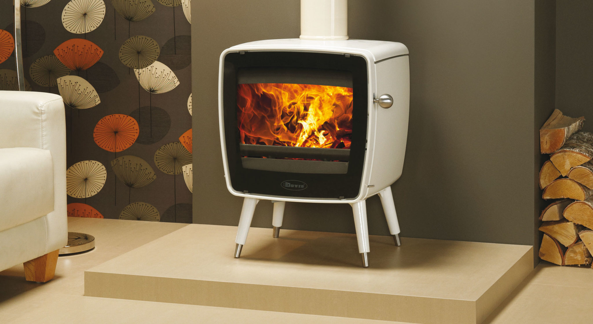 Look to the Future with Dovre's Contemporary Wood Burning Stoves