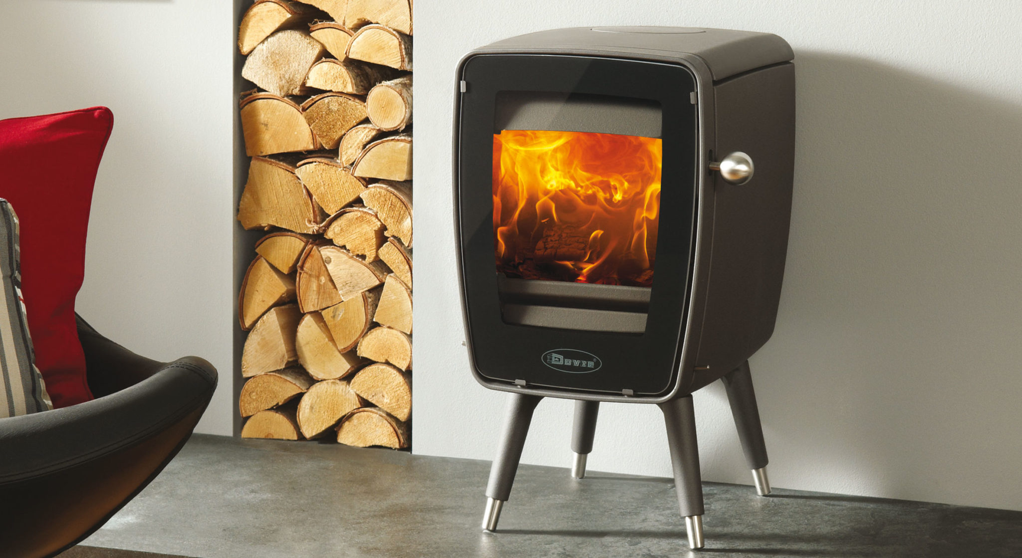 Revive Retro Styling with Dovre Vintage Stoves