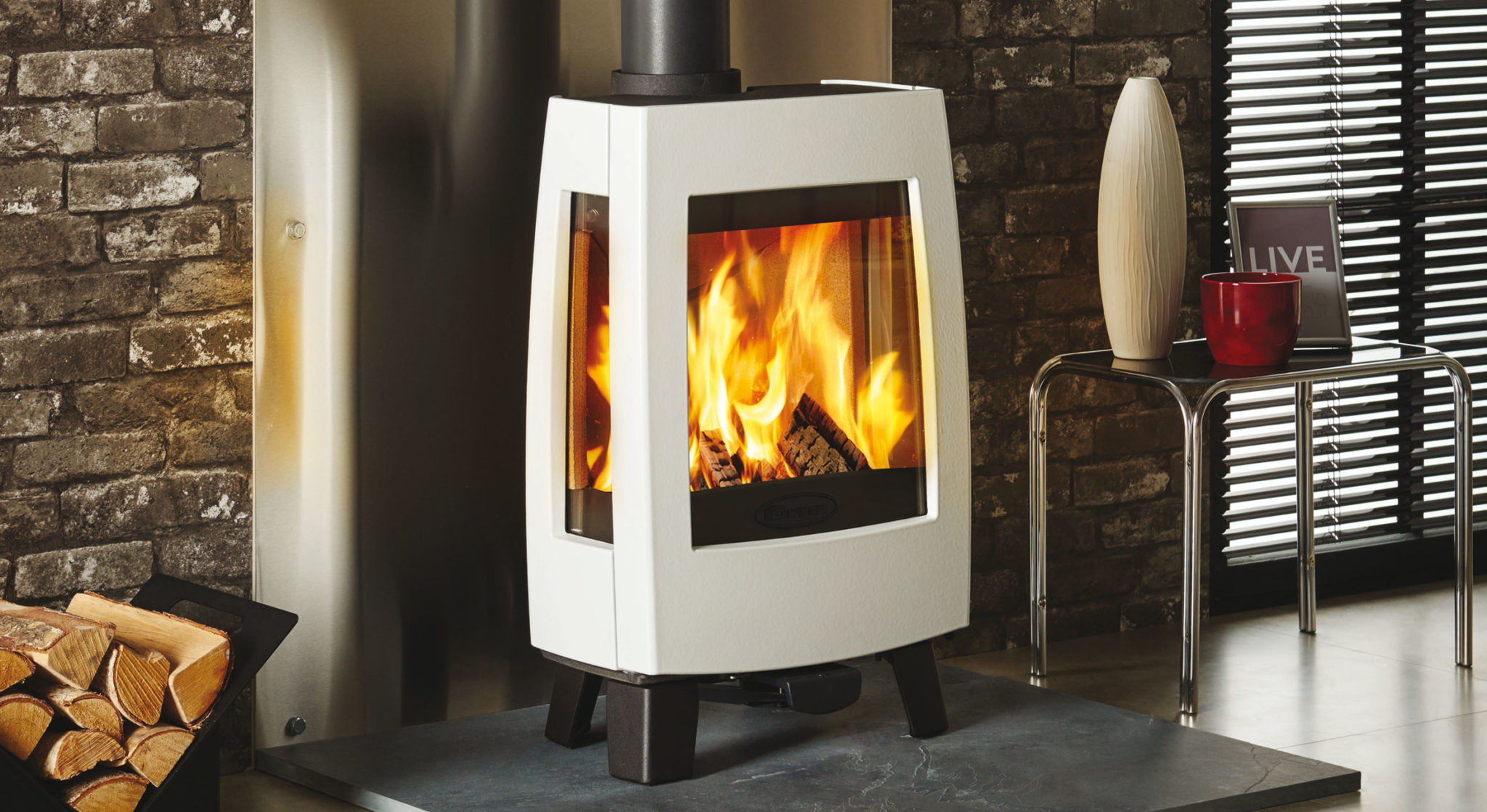 A Sense of Style – Dovre's Ultra-Contemporary Wood Burning Stoves