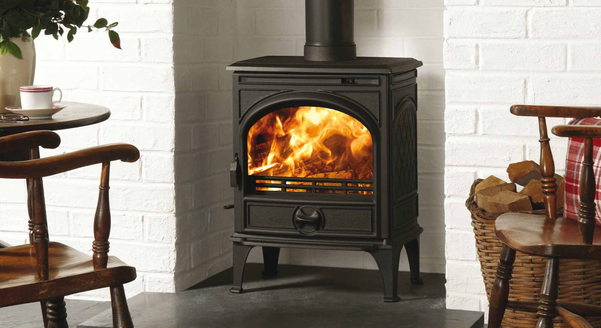 Stylish Wood Burning and Multi-fuel Stoves For All Tastes