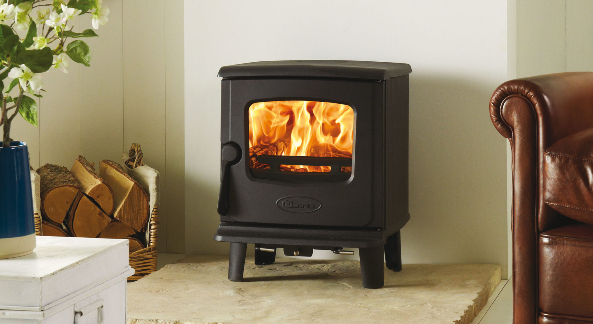 New Dovre multi-fuel and wood stoves available