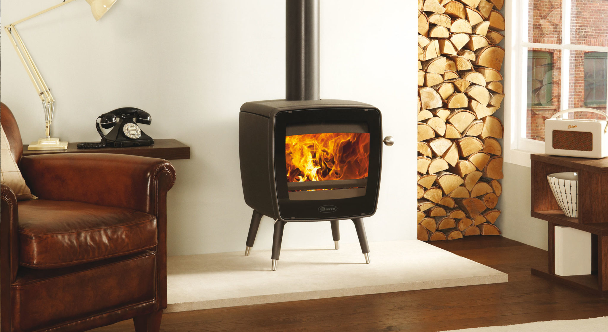 Choosing the right stove or fire