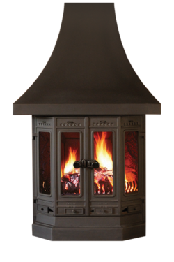 2000 Multi-fuel Fireplace