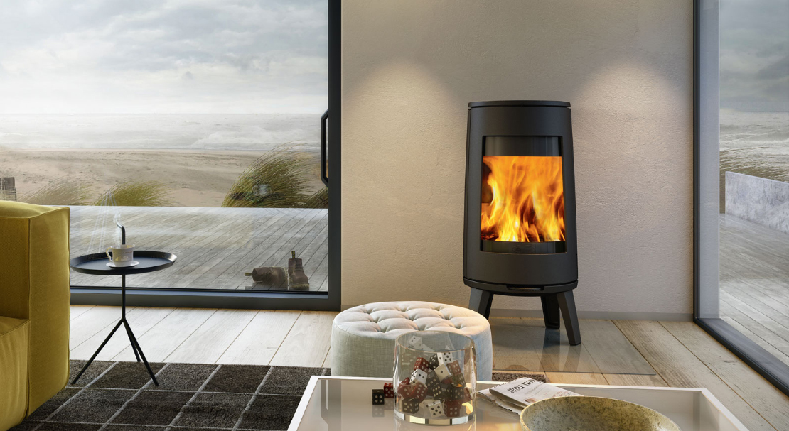 Wood burning stoves – top 5 reasons to buy!