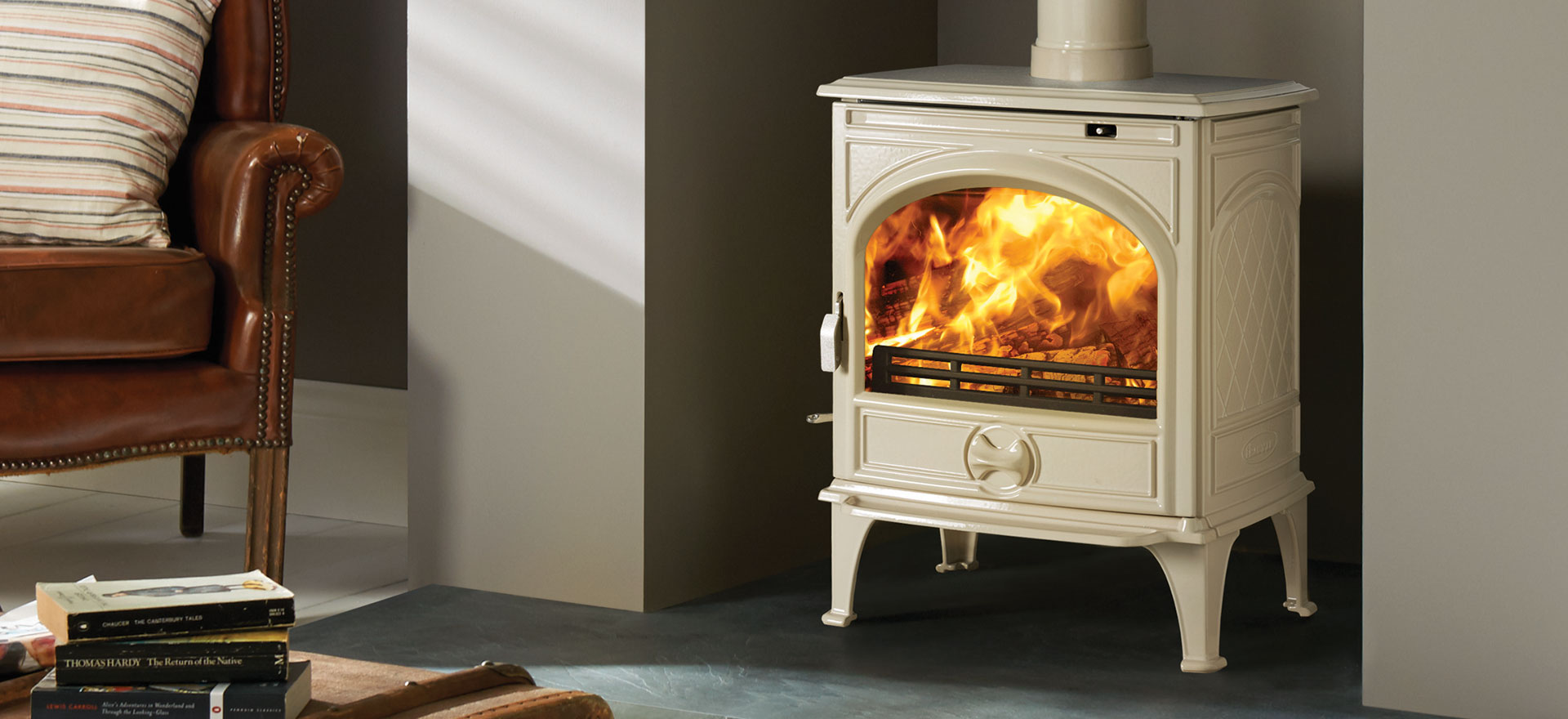 Looking for a traditional woodburner?