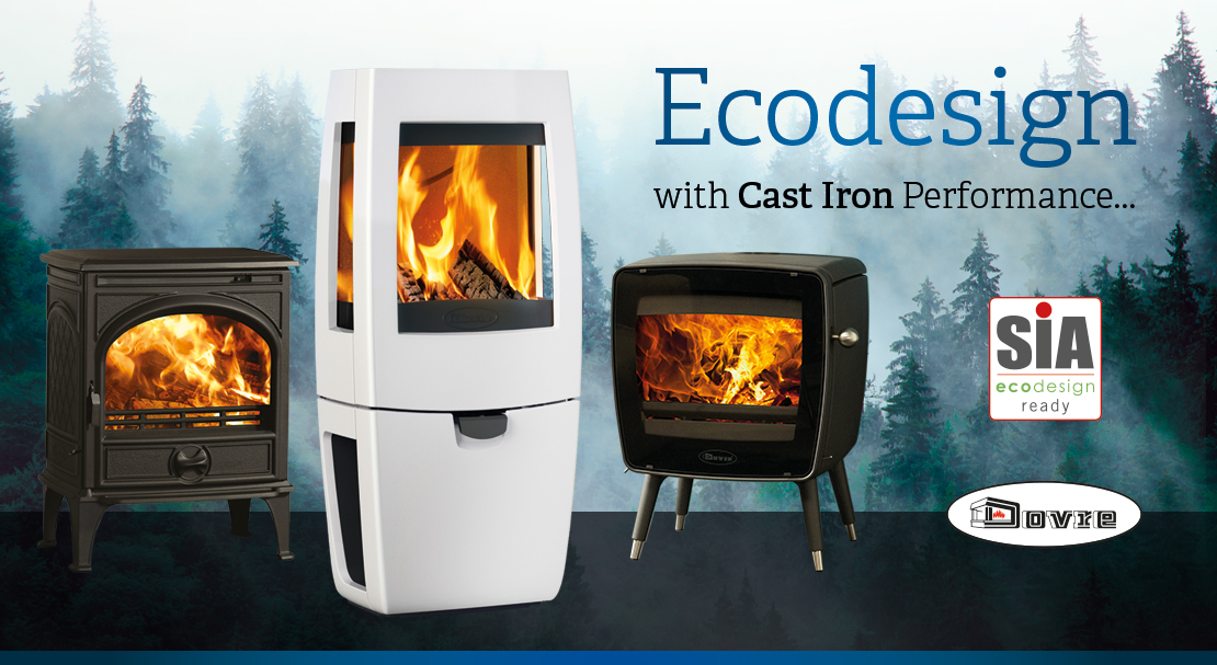 Top 5 Dovre Ecodesign Ready wood burning stoves!