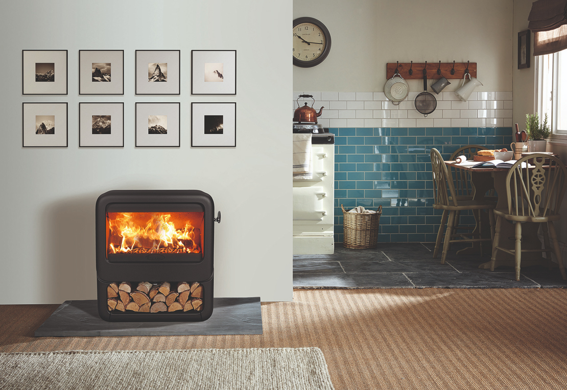 Five Reasons to choose a Dovre Wood burning Stove