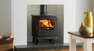 5 Small wood burning or multi-fuel Stoves from Dovre