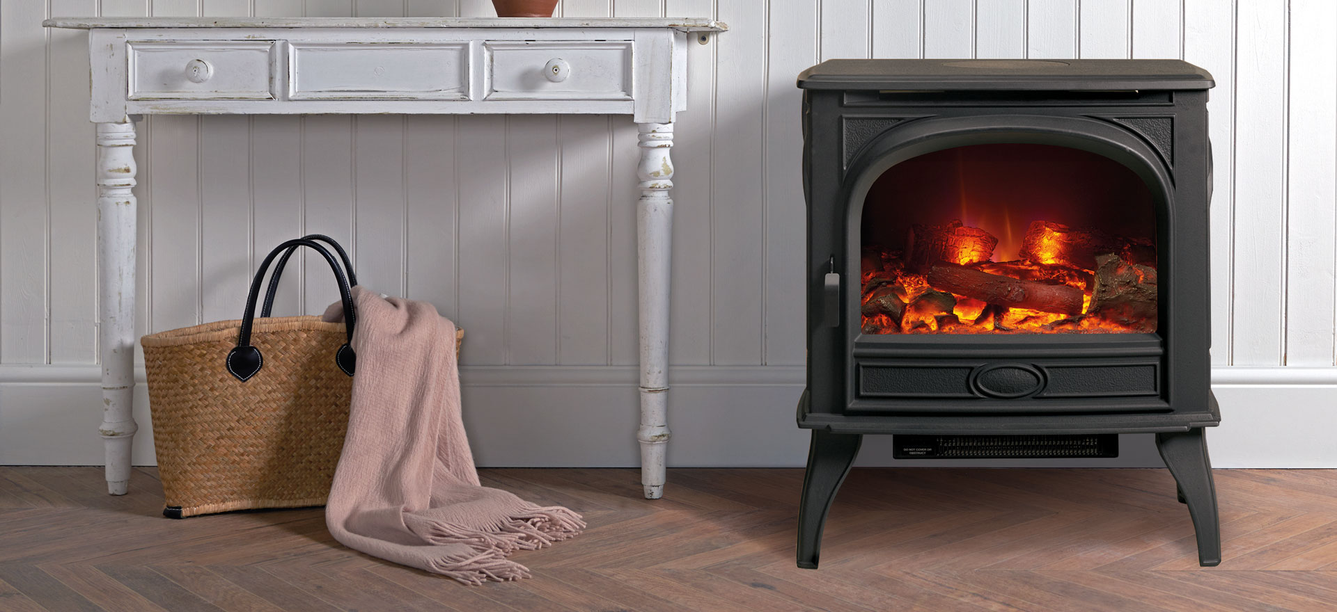What are the main considerations when choosing an electric stove?