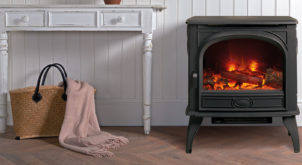 Why Choose a Dovre Cast Iron Electric Stove?