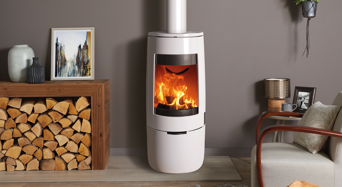 Stoves and fires for homes without a chimney