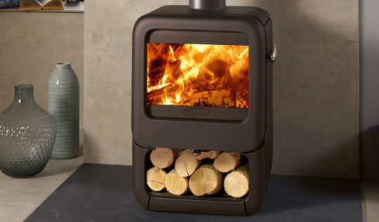 Choosing a contemporary wood burning stove for your home
