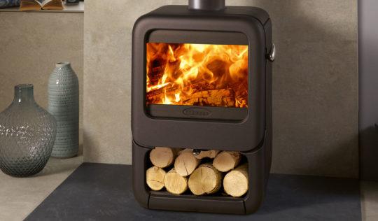 Dovre Wood Burning Stoves & Fires - Cast Iron Stoves